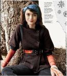Knit Bandeau Style Headband